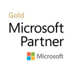 Logo Gold Microsoft Partner