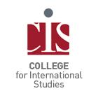 Logo College for International Studies