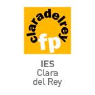 Logo IES Clara del Rey