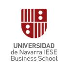 Logo Universidad de Navarra IESE Business School