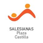 Logo Salesianas Plaza Castilla
