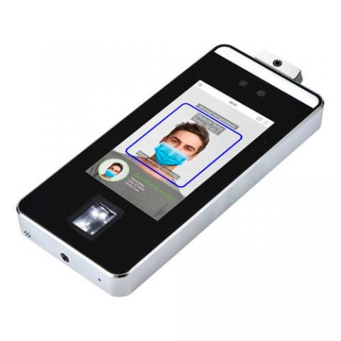 Teléfonos móviles y tablets térmicos