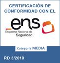 Certificado ENS