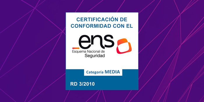 Alhambra IT consigue la certificación de seguridad ENS