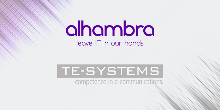 Alhambra IT, nuevo partner de TE-Systems