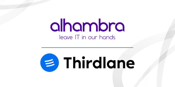 Logo de Alhambra IT y Thirdlane