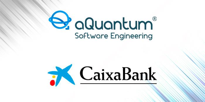 aQuantum una de las startups seleccionadas por CaixaBank para afrontar sus retos estratégicos